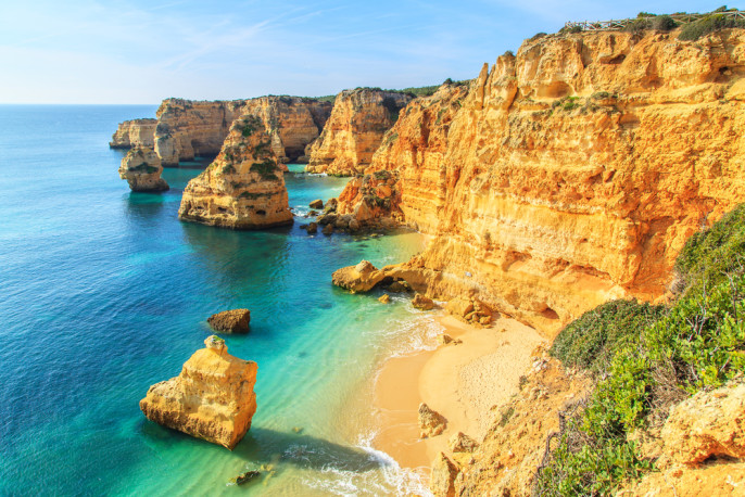 Ferien an der Algarve