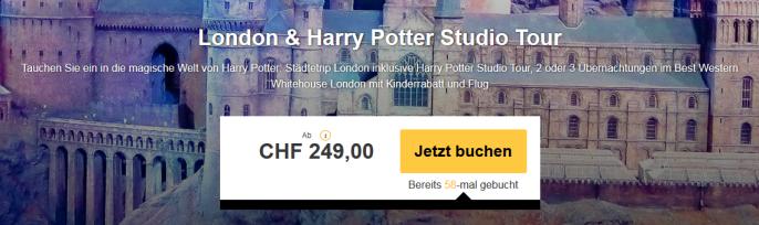 London und Harry Potter