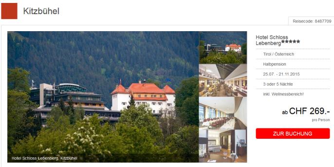 Luxus in Kitzbühel