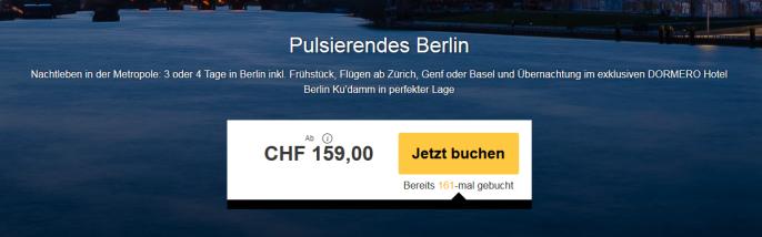 Berlin Städtetrip