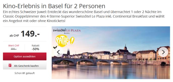Ferien in Basel