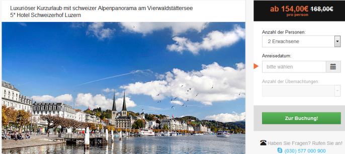 Luxus in Luzern