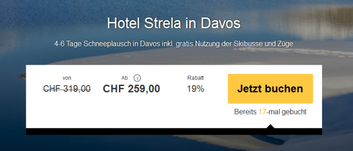 Skiferien in Davos