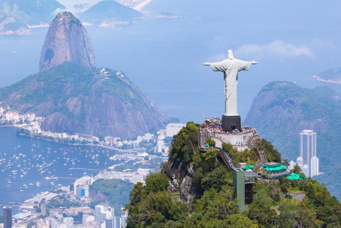 Brasilien und Argentinien Rundreise Rio