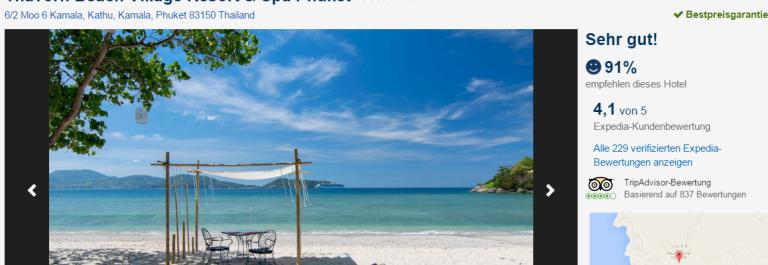 Ferien in Phuket