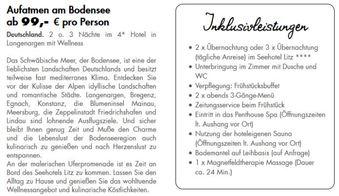 Wellnesstraum am Bodensee