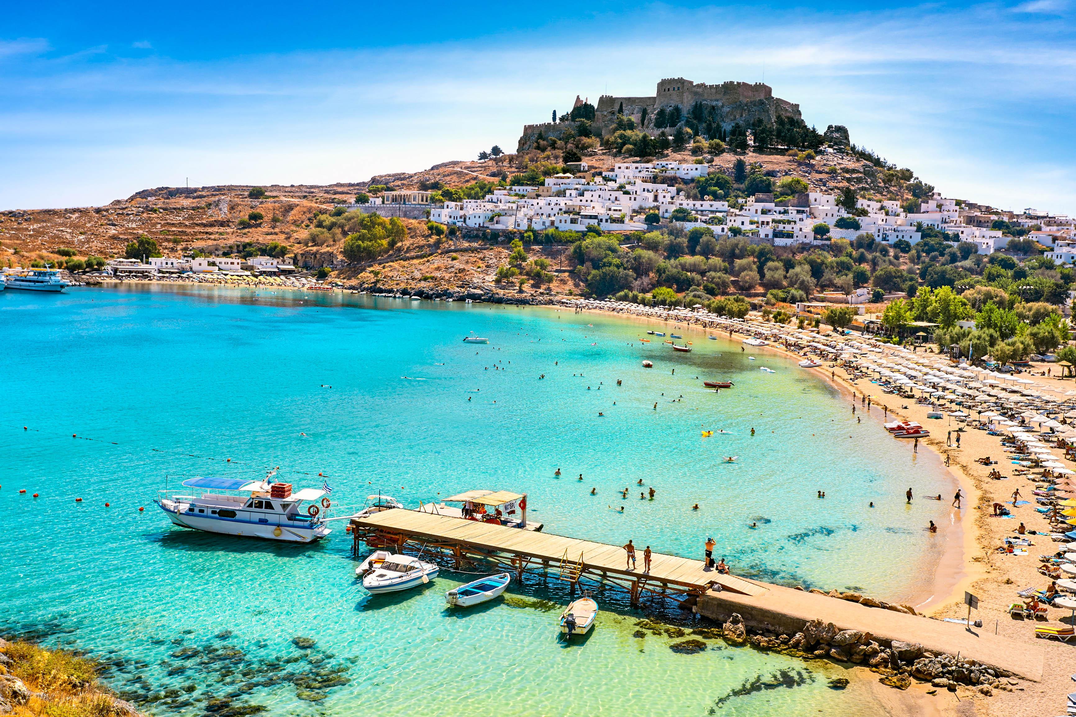 Sterne Hotel Griechenland Rhodos