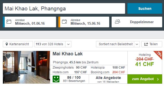 Khao Lak Hotel