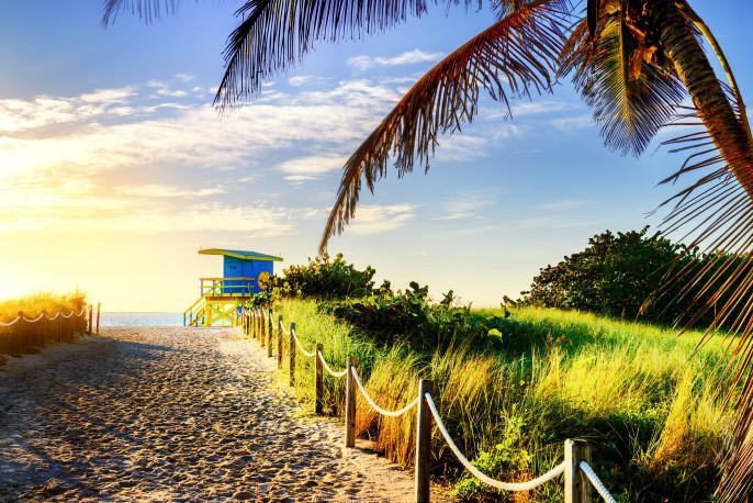 Florida Rundreise Miami