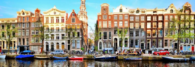 Amsterdam Städtetrip angebot
