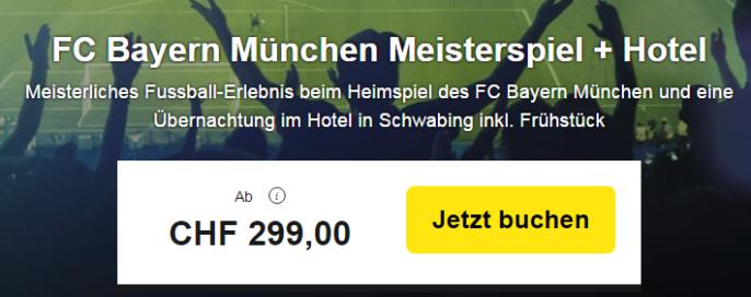 FC Bayern München Ibis