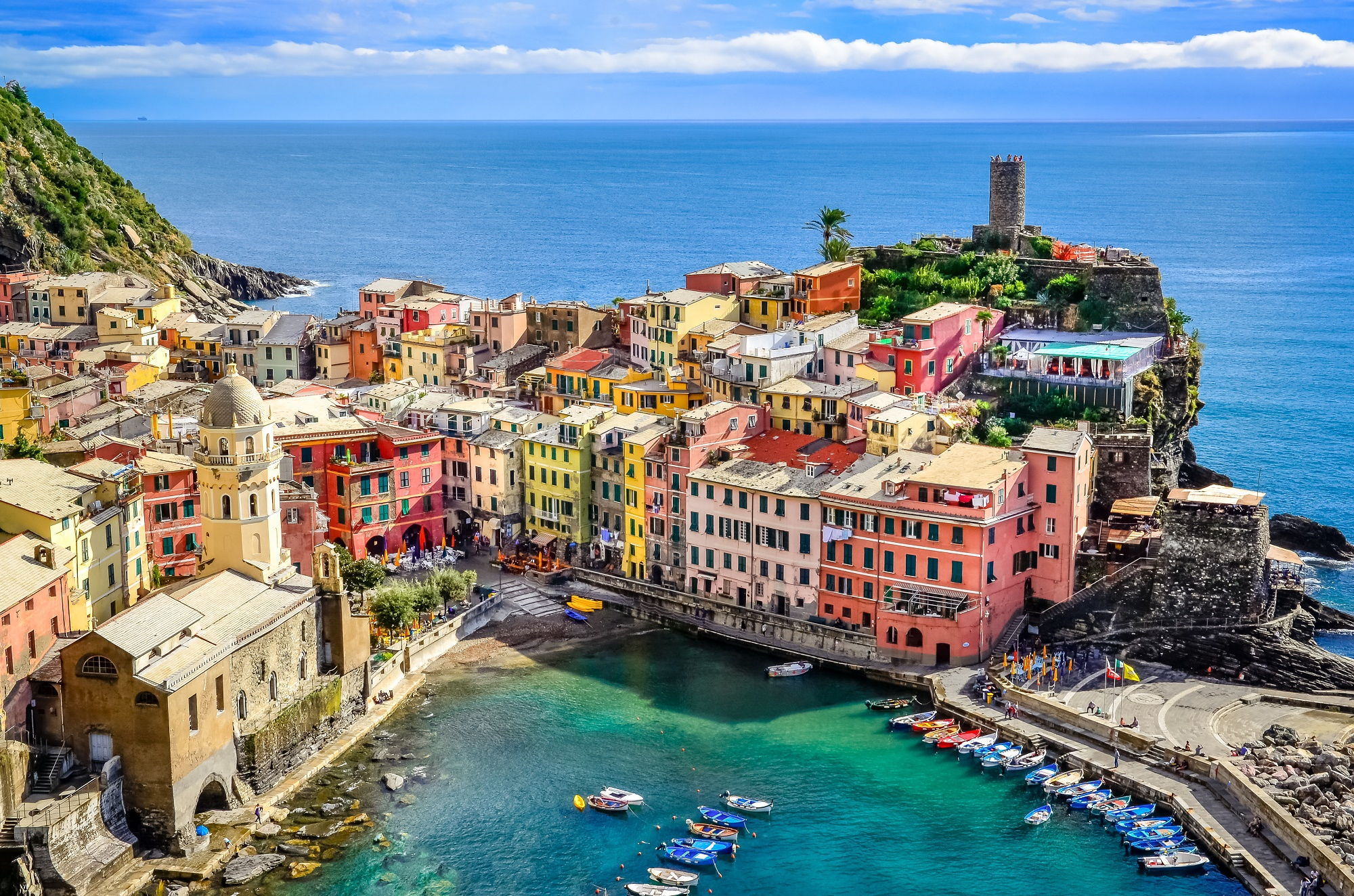 Ligurien 4 bis 8 tage cinque terre inkl hotel f r nur for Hotels 5 terres