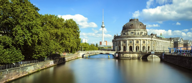 3 Tage Berlin neues Hotel