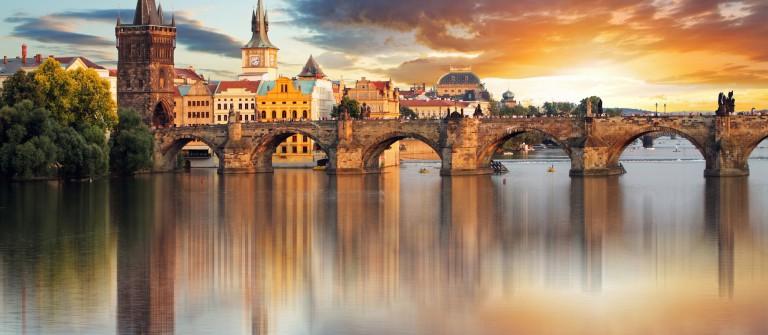Städtereise nach Prag Karlsbrücke