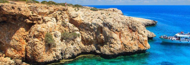Ferien in Südzypern Ayia Napa