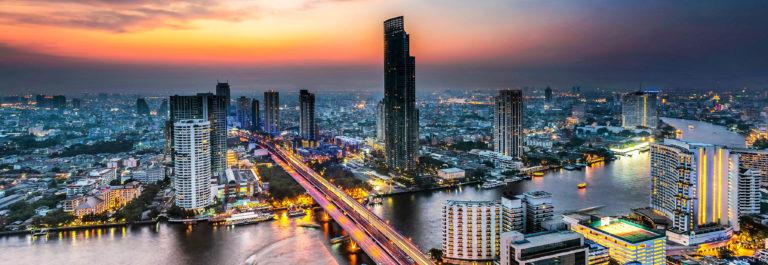 Flüge nach Bangkok Winter