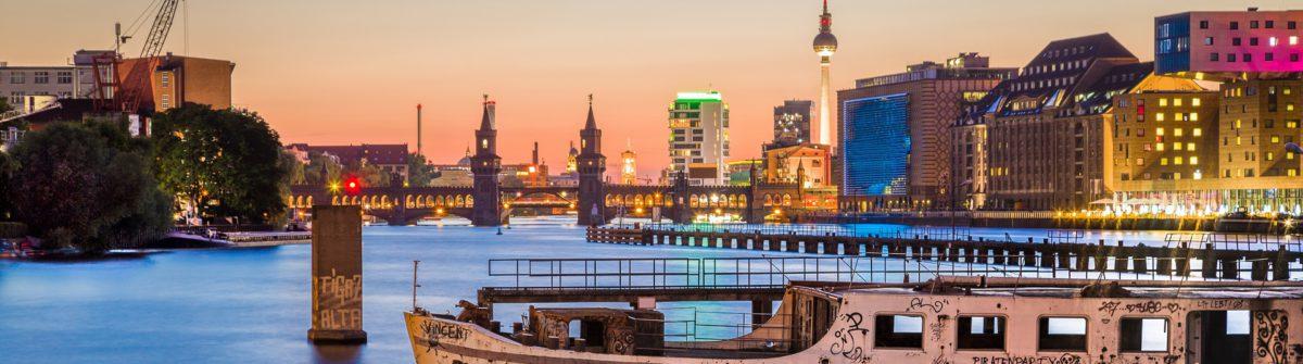 Städtereise nach Berlin Winter