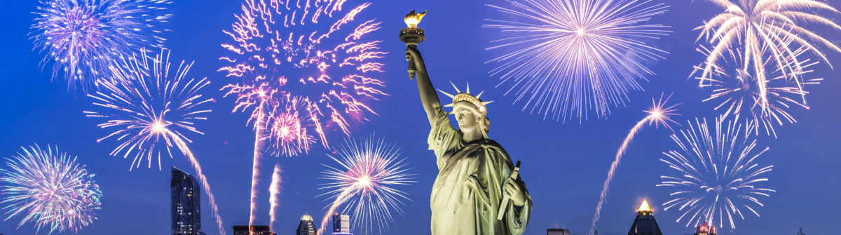 Flüge nach New York über Silvester