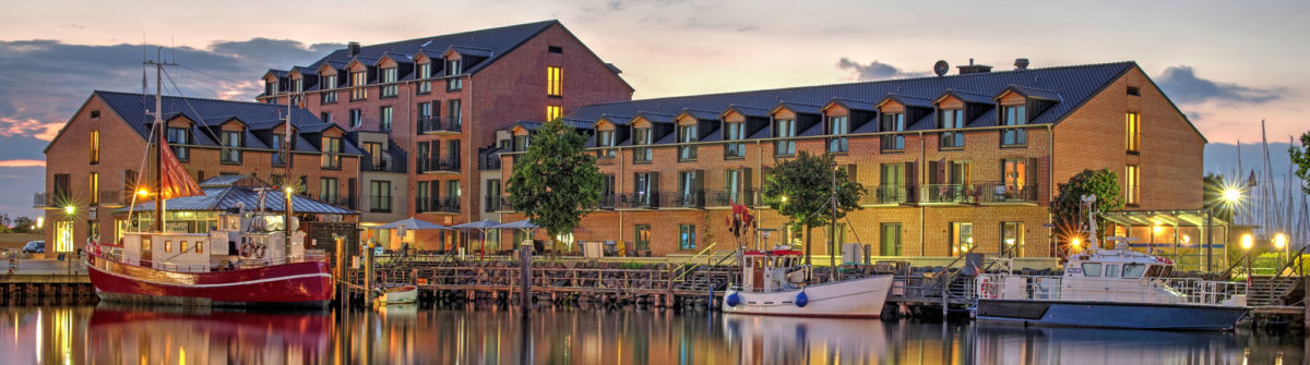 Hafenhotel Meereszeiten