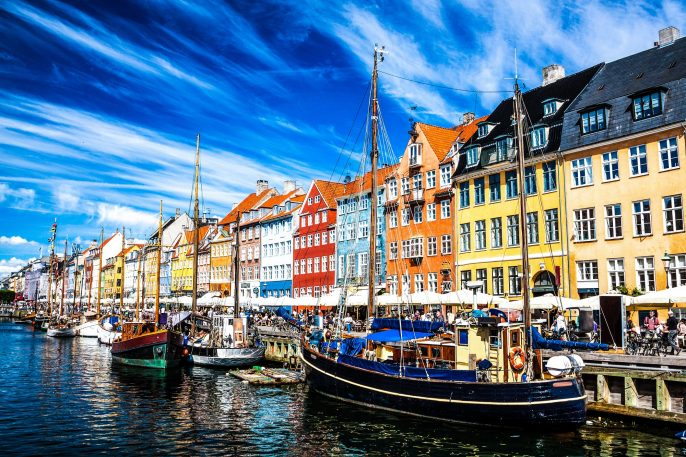 Städtereise nach Kopenhagen Ferien