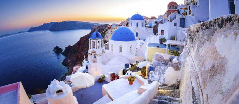 Ferien auf Santorin Luxus