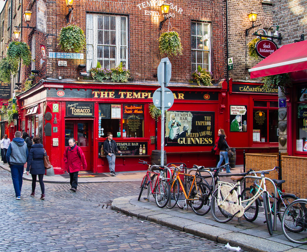 Dublin: Die besten Tipps für die irische Hauptstadt