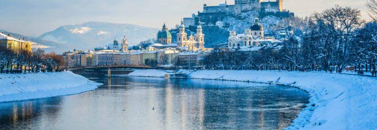 Salzburg Städtetrip Angebot