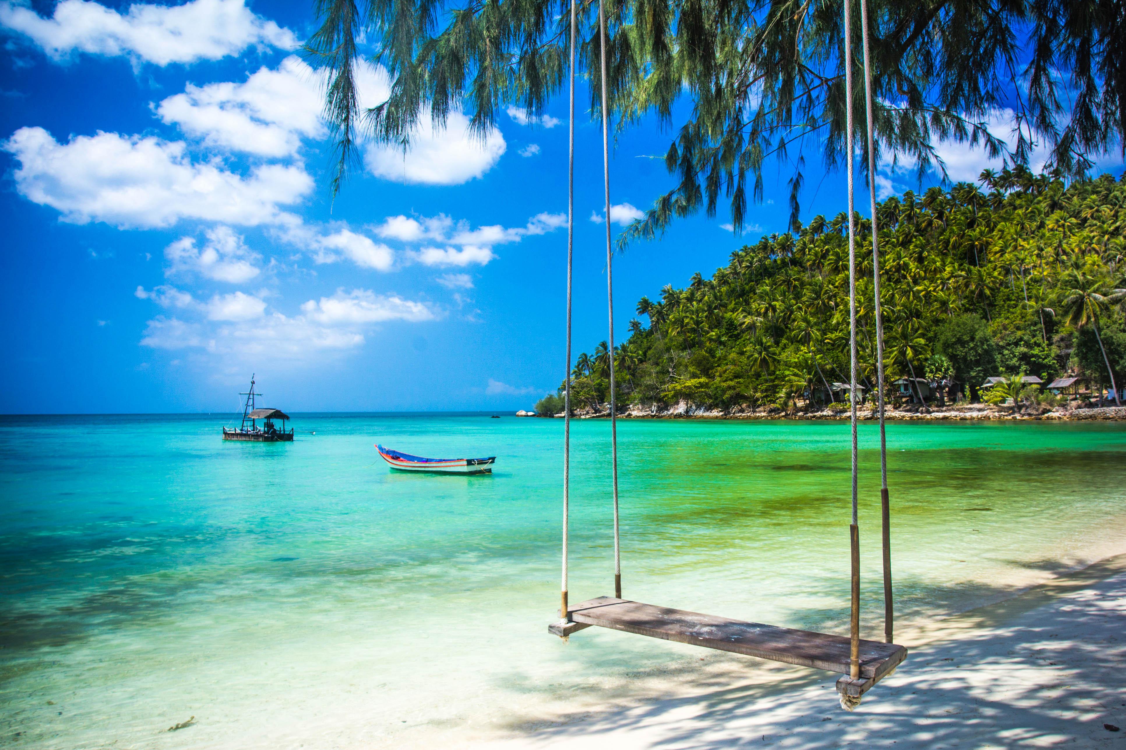 Deutschland Thailand Hotel Und Flug