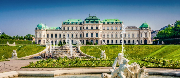 Luxushotel in Wien