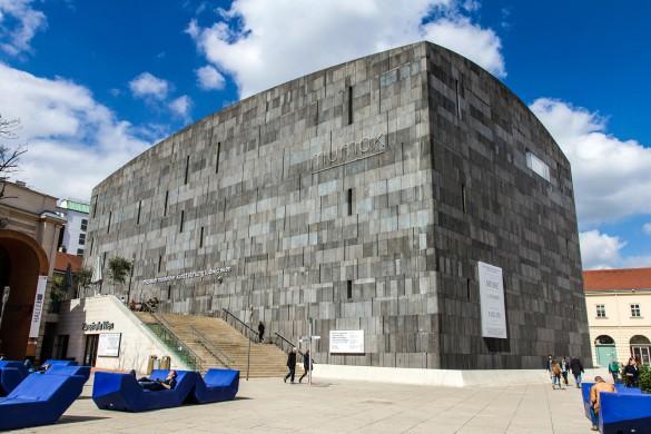 Das Museumsquartier. Foto: istock.com/ Sndr