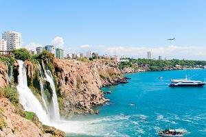 Reiseziele September_badeurlaub_Türkische Riviera_Antalya