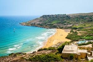 Reiseziele Oktober_badeurlaub_Malta_Ramla bay_Gozo