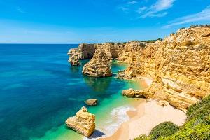 Reiseziele August_badeurlaub_Algarve, Portugal