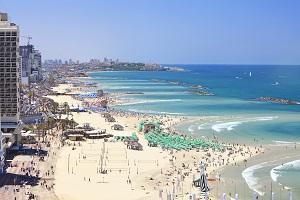 Reiseziele August_badeurlaub_Israel_Tel Aviv