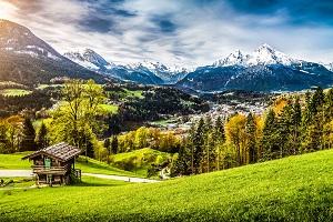 Reiseziele April_Aktivferien_Bayerischer Wald
