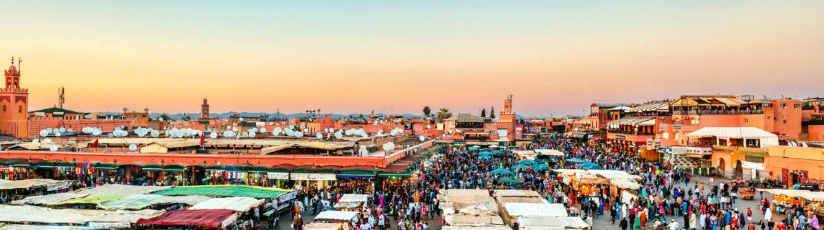 Marrakesch Schnäppli
