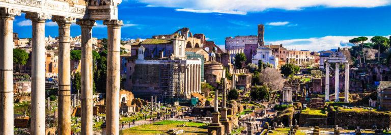 Städtereise nach Rom Angebot