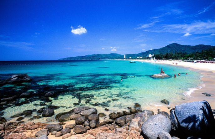 Luxusferien in Phuket 5 Sterne Hotel