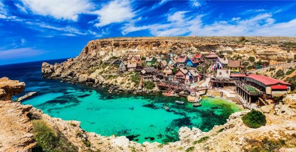 Malta Tipps Popeye Village