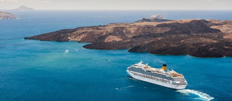 Griechische Inseln Kreuzfahrt