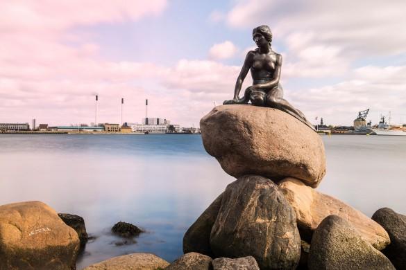 Kopenhagen Tipps die Kleine Meerjungfrau