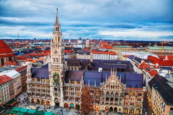 München Tipps Marienplatz