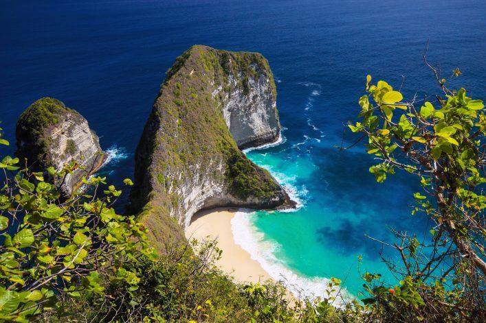 Dieser Strand auf Nusa Penida ist mittlerweile weltbekannt
