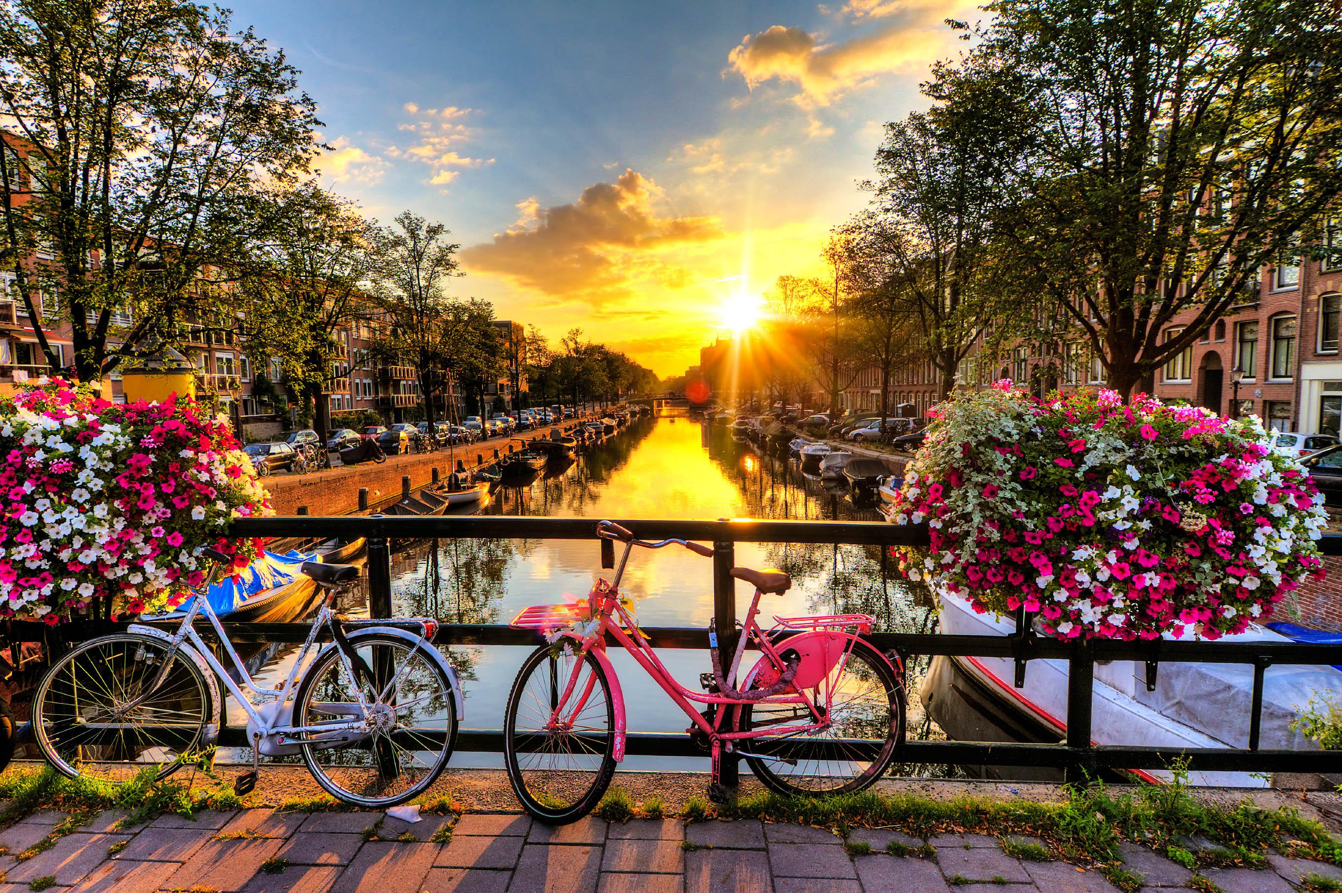 Beeindruckend Amsterdam Interessante Orte Referenz Von