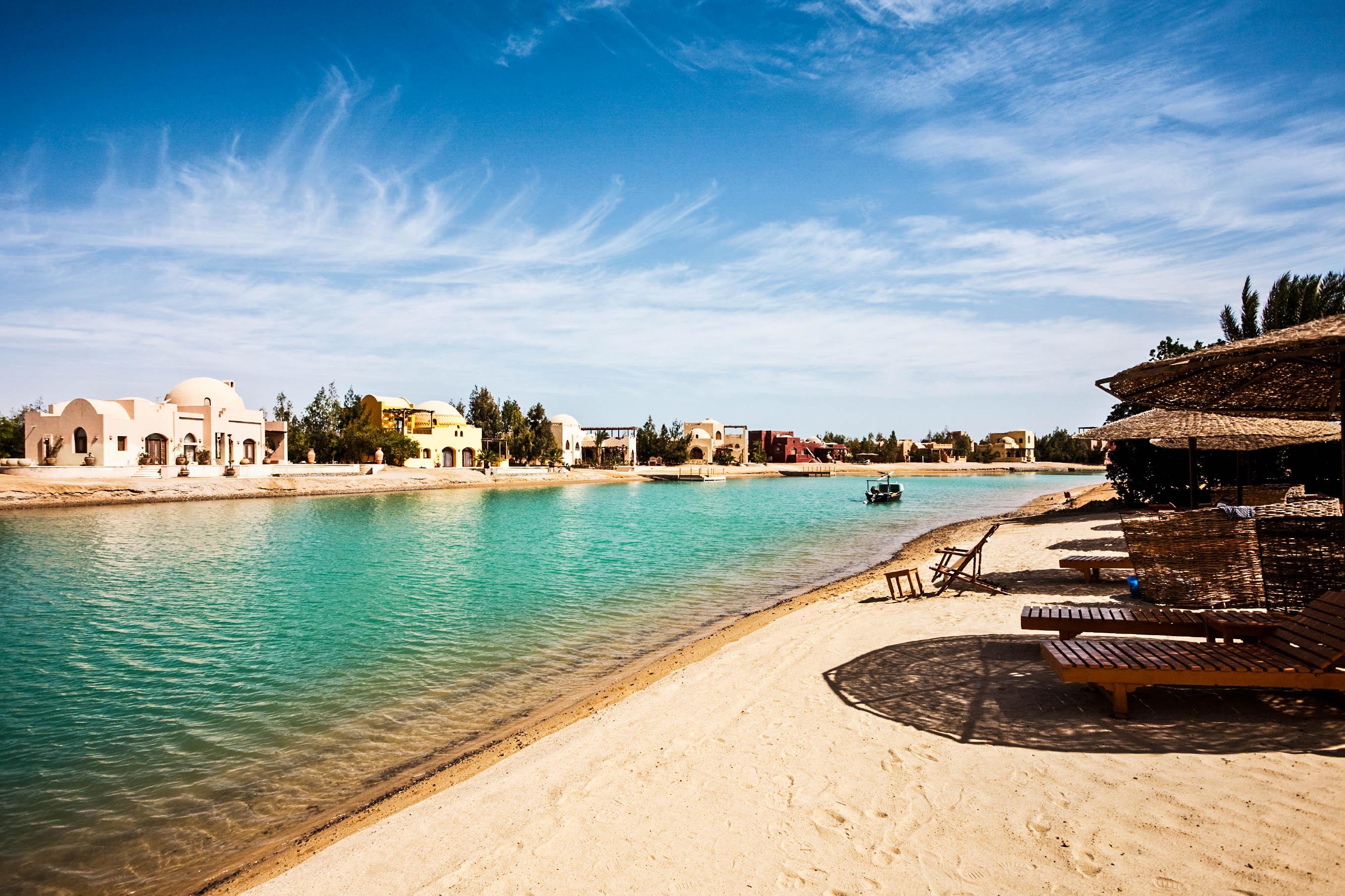 Hurghada Agypten Siva Grand Beach Hotel