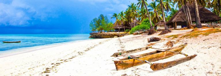 Auf Sansibar kann man tolle Bootstouren machen