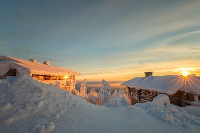 Lappland Traumreise