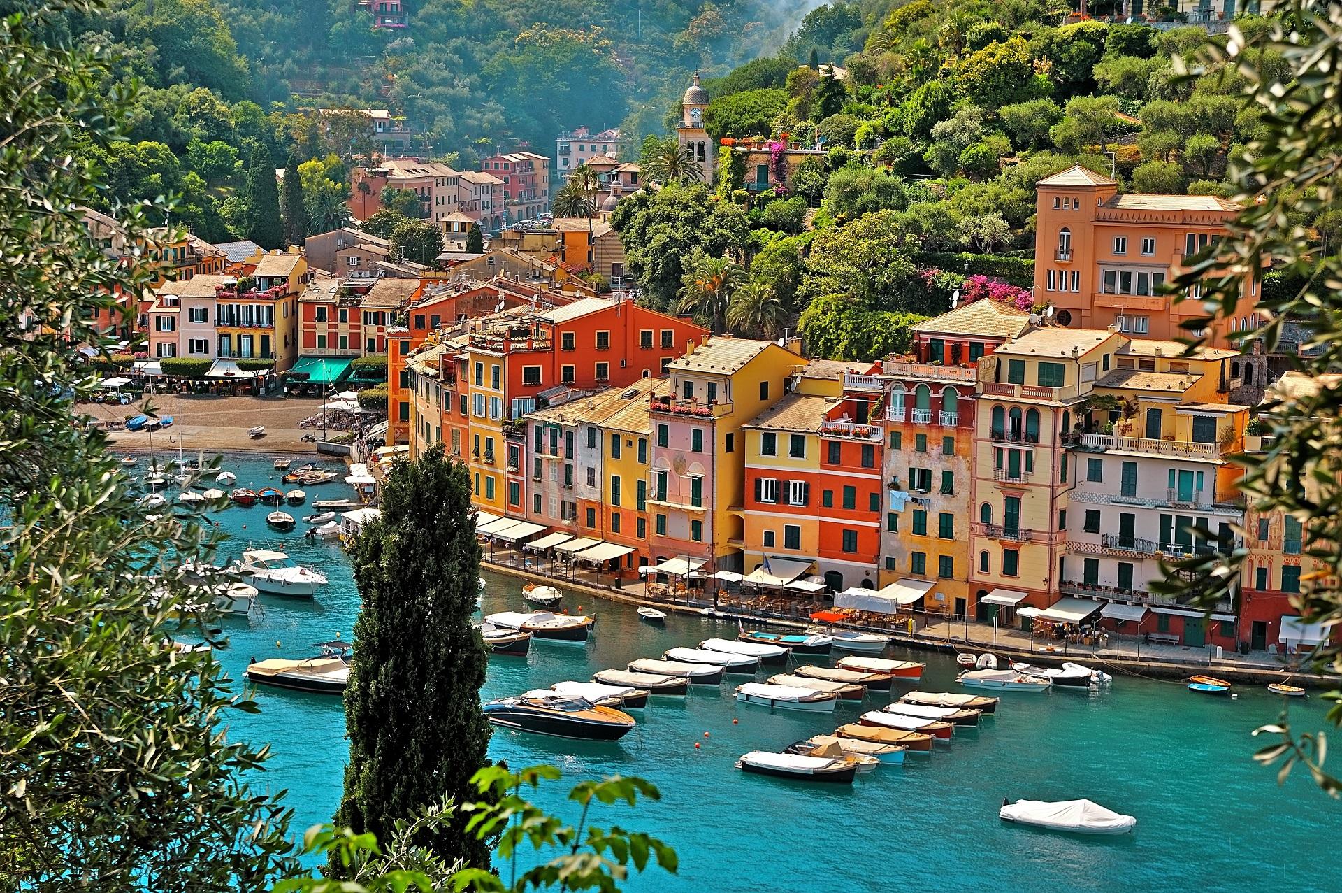 Portofino Italien Hotel