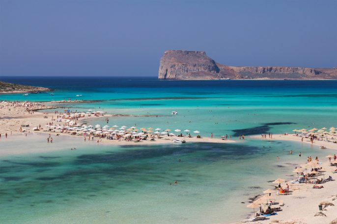 Luxusferien auf Kreta Angebot