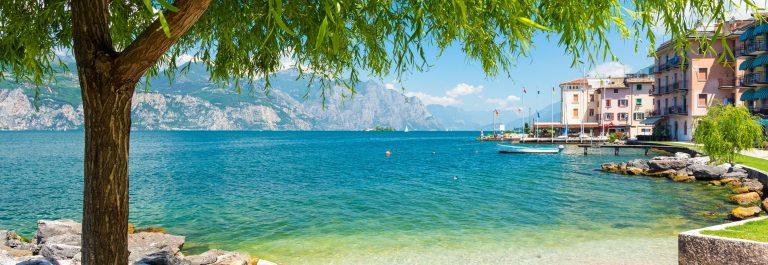 Gardasee beach shutterstock_381830833